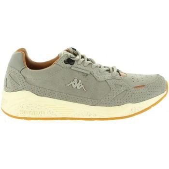 Sapatos Homem Sapatilhas Kappa 3033JF0 ORACLE Gris