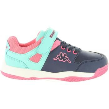 Sapatos Rapaz Sapatilhas Kappa 30362Q0 DECERTO Azul