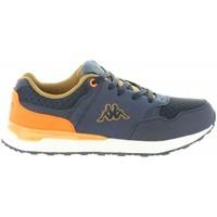 Sapatos Mulher Sapatilhas Kappa 303XZL0 CARTAGO Azul