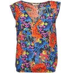 Textil Mulher Tops / Blusas Naf Naf LAFOLI BO Multicolor
