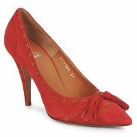 Sapatos Mulher Escarpim Michel Perry CAMOSCIO Rubi