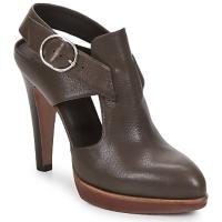 Sapatos Mulher Escarpim Michel Perry MADRAS Castanho