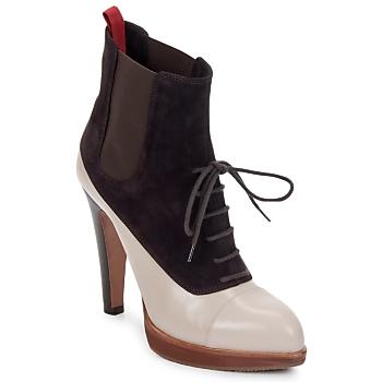 Sapatos Mulher Botins Michel Perry GLACELLE Orquídea