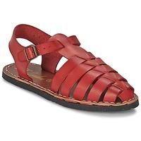 Sapatos Mulher Sandálias Betty London EKINO Vermelho