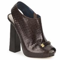 Sapatos Mulher Botas baixas Pollini PA1617 TESTA-DI-MORO