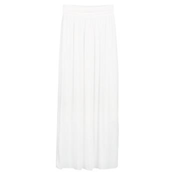 Textil Mulher Saias Betty London SIXTINE Branco