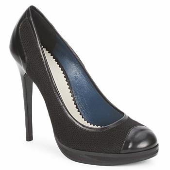 Sapatos Mulher Escarpim Pollini PA1010 Lima-lana-nero