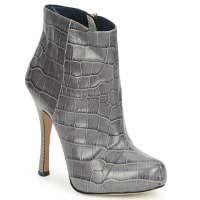 Sapatos Mulher Botins Pollini PA2115 Coc.lu.smog