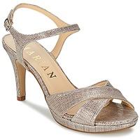 Sapatos Mulher Sandálias Marian DORY Prateado
