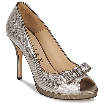 Sapatos Mulher Escarpim Marian ESMERALDA Bronze