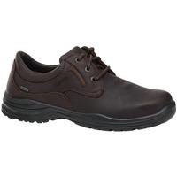 Sapatos Calçado de segurança Chiruca Zapatos  Rochelle 02 Goretex Castanho