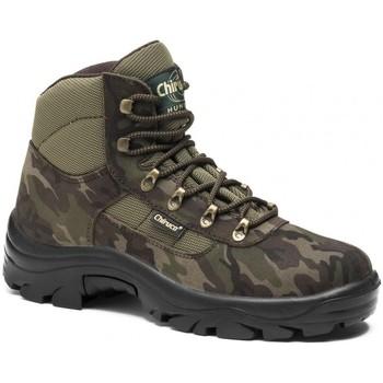 Sapatos Sapatos de caminhada Chiruca Botas  Perdiguero 21 Verde