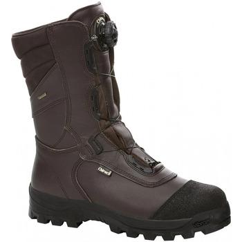 Sapatos Sapatos de caminhada Chiruca Botas  Dogo Boa 42 Goretex Castanho