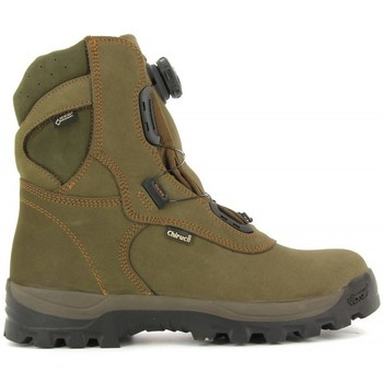 Sapatos Sapatos de caminhada Chiruca Botas  Bulldog Boa 01 Goretex Verde