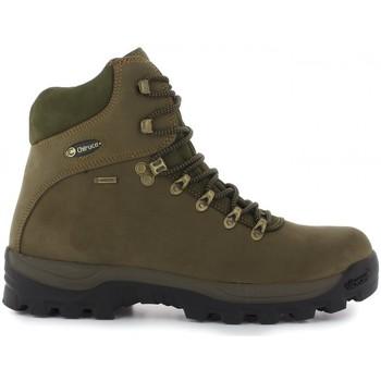 Sapatos Sapatos de caminhada Chiruca Botas  Urales 01 Goretex Verde