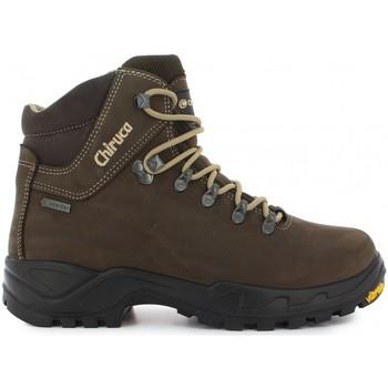Sapatos Botas Chiruca Botas  Cares 52 Marrón Goretex Castanho