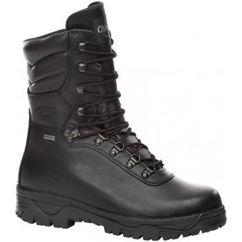 Sapatos Sapatos de caminhada Chiruca Botas  Husky High 03 Goretex Preto
