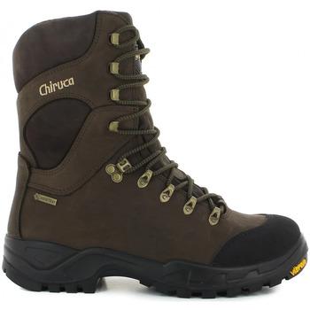 Sapatos Sapatos de caminhada Chiruca Botas  Ibex 02 Goretex Castanho