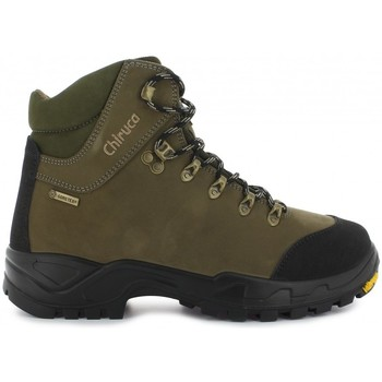 Sapatos Sapatos de caminhada Chiruca Botas  Cares Force 01 Verde Gore-Tex Verde