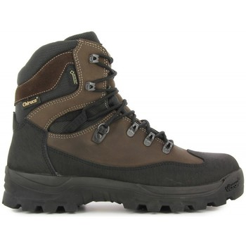 Sapatos Sapatos de caminhada Chiruca Botas  Etrusca 02 Goretex Castanho
