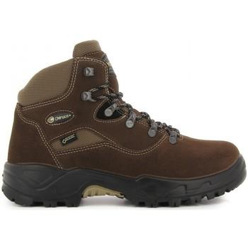 Sapatos Sapatos de caminhada Chiruca Botas  Mulhacen 52 Goretex Castanho