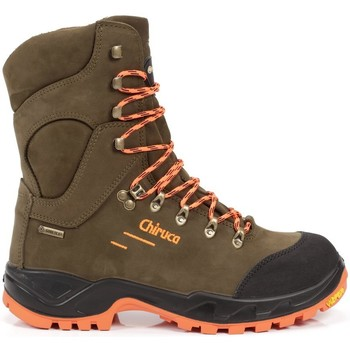 Sapatos Sapatos de caminhada Chiruca Botas  Texas Hi Vi 08 Verde