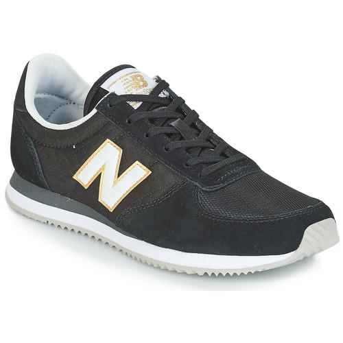 Sapatos Mulher Sapatilhas New Balance WL220 Preto