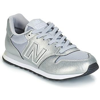 Sapatos Mulher Sapatilhas New Balance GW500 Prata