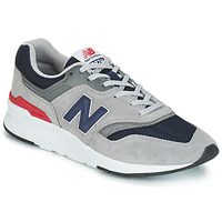 Sapatos Homem Sapatilhas New Balance CM997 Cinza