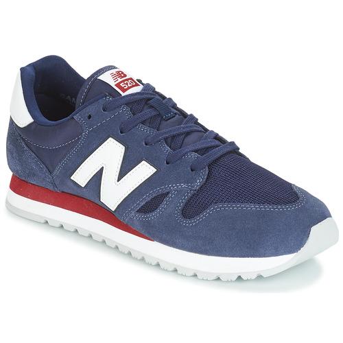 Sapatos Sapatilhas New Balance U520 Azul