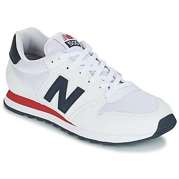 Sapatos Sapatilhas New Balance GM500 Branco