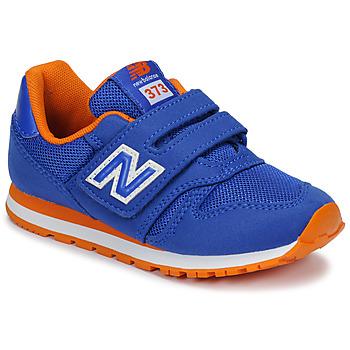 Sapatos Criança Sapatilhas New Balance YV373 Azul