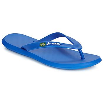 Sapatos Homem Chinelos Rider R1 Azul