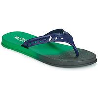 Sapatos Homem Chinelos Rider JAM FLOW THONG Verde / Preto / Azul