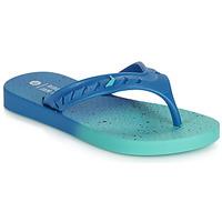 Sapatos Criança Chinelos Rider JAM FLOW THONG KIDS Azul