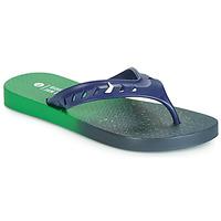 Sapatos Criança Chinelos Rider JAM FLOW THONG KIDS Verde / Azul