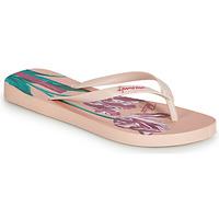 Sapatos Mulher Chinelos Ipanema BOTANICALS Rosa
