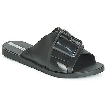Sapatos Mulher Chinelos Ipanema UNIQUE Preto