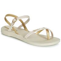 Sapatos Mulher Sandálias Ipanema FASHION SANDAL VII Bege / Ouro