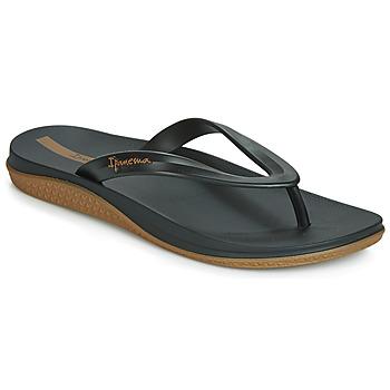 Sapatos Homem Chinelos Ipanema ANATOMIC LAPA AD Preto
