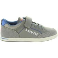 Sapatos Criança Sapatilhas Levi's VCHI0010S CHICAGO Gris