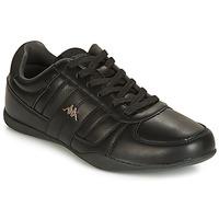 Sapatos Homem Sapatilhas Kappa VIRANO Preto
