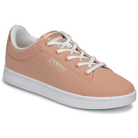 Sapatos Rapariga Sapatilhas Kappa TCHOURI LACE Rosa / Branco