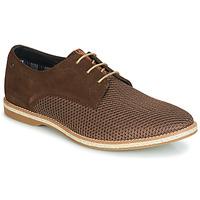 Sapatos Homem Sapatos Base London KINCH Castanho
