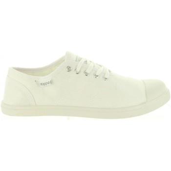 Sapatos Mulher Sapatilhas Kappa 3032DG0 KEYSY Blanco