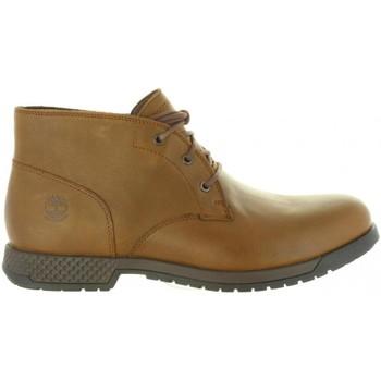 Sapatos Homem Botas baixas Timberland A1TJZ CITY Marrón