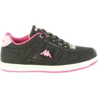 Sapatos Mulher Sapatilhas Kappa 303XZP0 DRAVER Negro