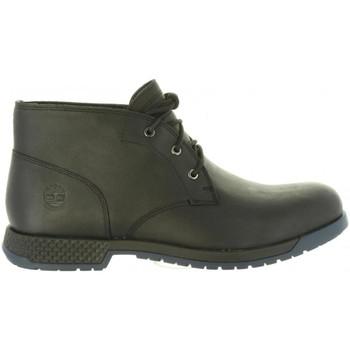 Sapatos Homem Botas baixas Timberland A1TJO CITY Negro