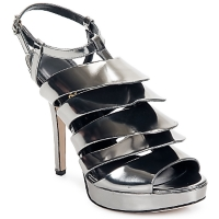 Sapatos Mulher Sandálias Jerome C. Rousseau QUORRA Prata