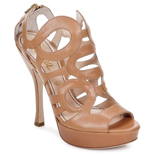 Sapatos Mulher Sandálias Jerome C. Rousseau ISY Camel